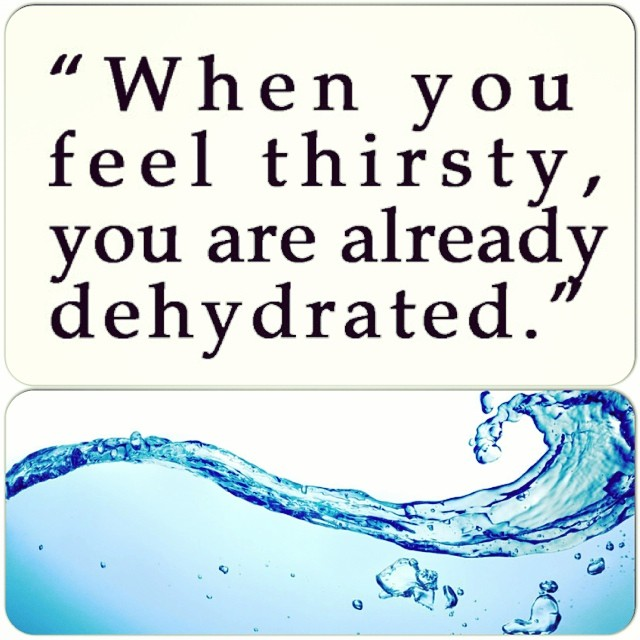 how to tell if you are hydrated